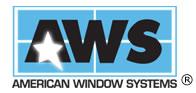 logo - american window systems